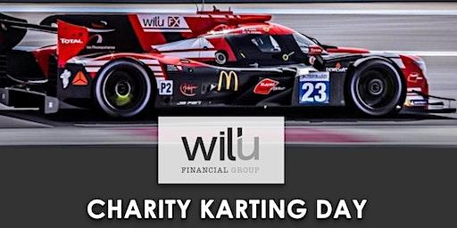 WillU Financial Group Charity Karting