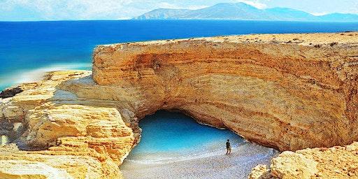 Blue Bliss  Yoga Dance Meditation  Retreat in Koufonisi Island, Greece
