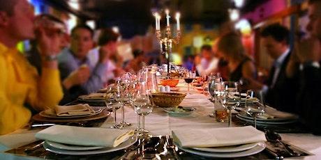 GWU Hillel German-Jewish Dialogue Shabbat Dinner tickets