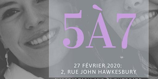 5 à 7 Programme d'entrepreneuriat féminin (Hawkesbury)