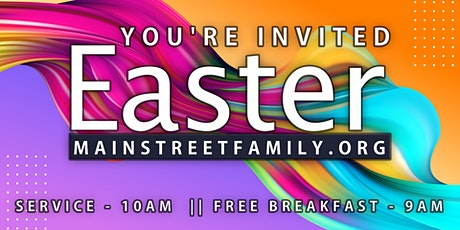 Easter Service - Online tickets