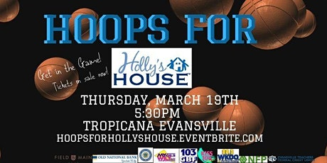 Hoops for Holly's House tickets