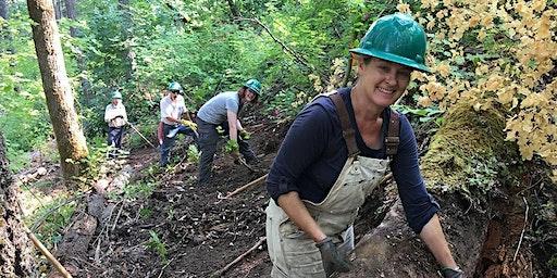 Oregon Coast Trail Party - Neahkahnie New Trail Construction (CAR-FREE from Portland) CANCELLED