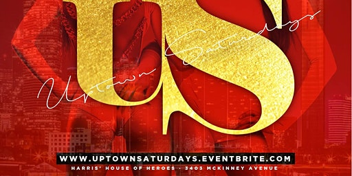 (Feb. 22nd) Uptown Satur-DAYs @ the all-new Harris House of Heroes