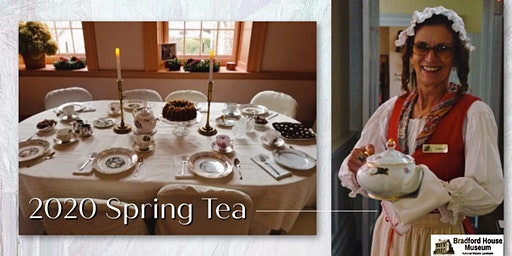 2020 Spring Tea