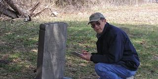 The Kimmel/James Family Cemetery - Do Slaves Also Lie There? Dr. Rick Smith