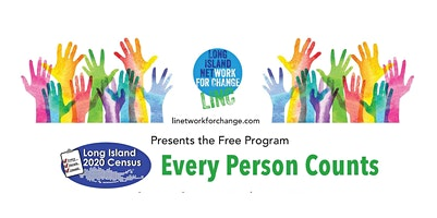 Long Island 2020 Census: Every Person Counts