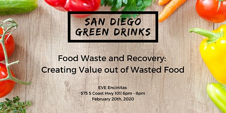 Food Waste and Recovery: Creating Value out of Wasted Food tickets