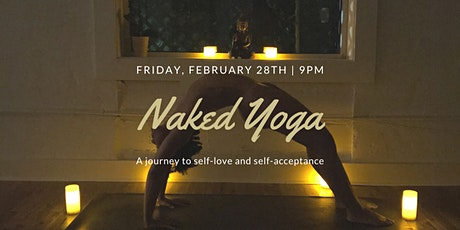 NAKED: A journey to self-love through Yoga tickets