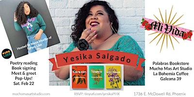 Yesika Salgado Meet & Greet w/Maya in the Moment & Shop Mi Vida