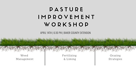 Pasture Improvement Workshop tickets