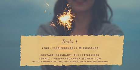 Reiki-1 Mindfulness Seminar with Prashant Chawla tickets
