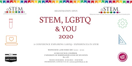 STEM, LGBTQ & You 2020 tickets