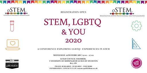 STEM, LGBTQ & You 2020