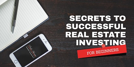 How to Start Real Estate Investing - Riverside tickets
