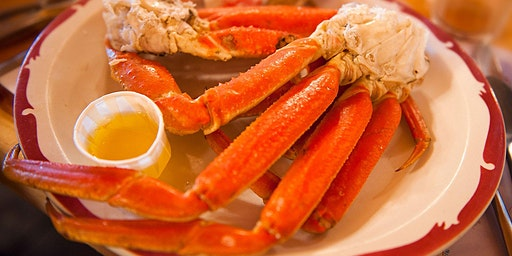 March 29th Unlimited Crab Leg Fest! at Just Jettie's!