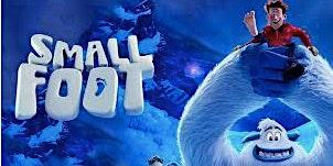 Family Movie Night - Small Foot