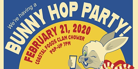 BUNNY HOP RELEASE PARTY tickets