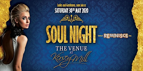 SOUL NIGHT with Reminisce tickets