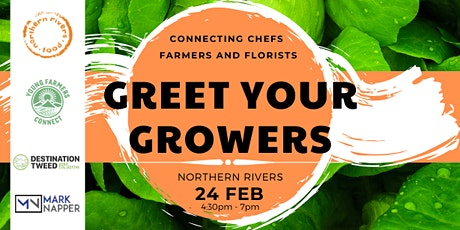 Greet your Growers tickets