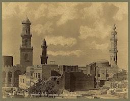Cairo: The City of 1,000 Minarets