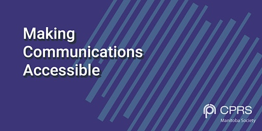 Making Communications Accessible
