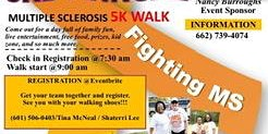 3rd Annual Multiple Sclerosis 5k Color Walk