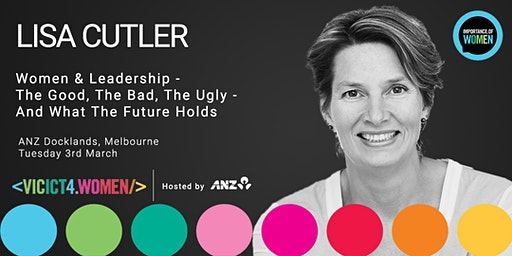 Importance of Women 3rd March:Women & Leadership-The Good, The Bad,The Ugly