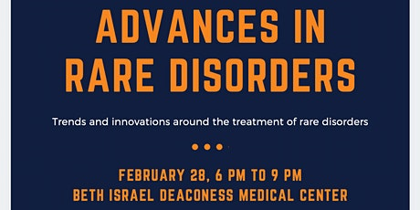 Advances in Rare Disorders tickets
