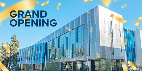 Science and Innovation Building Grand Opening tickets