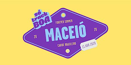 Só Track Boa Maceió 2020 ingressos