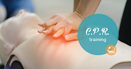 CPR Certification en Oceana HUB Center tickets