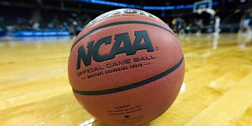 It's the NCAA improv basketball show