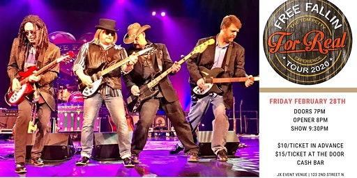 Free Fallin' -  a Tribute to Tom Petty