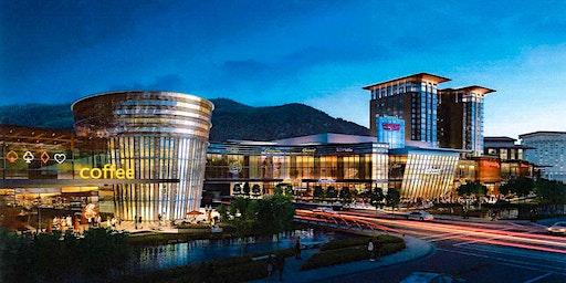 ATL Bus Casino Nights & Cocktails @ Harrah's Cherokee Casino Resort