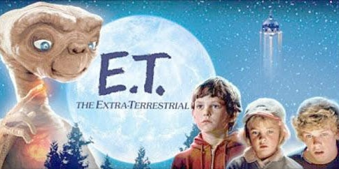 Family Day Matinee: E.T. - THE EXTRA TERRESTRIAL (1982)