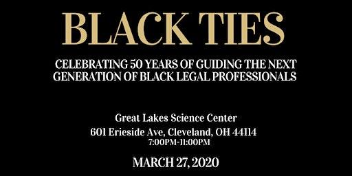 CWRU Black Law Students Assocation: Black Ties Gala