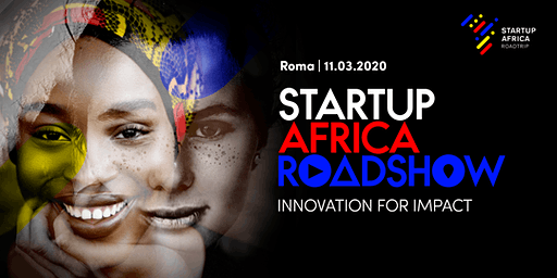 STARTUP AFRICA ROADSHOW - Roma