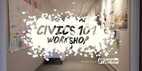The 2020 Civics 101 Workshop! tickets