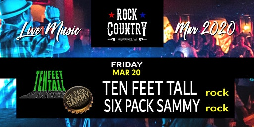 A Six Pack Of Tall Boys at Rock Country!