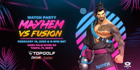 Florida Mayhem Kick-Off Watch Party [Tampa] tickets