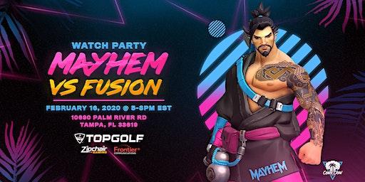 Florida Mayhem Kick-Off Watch Party [Tampa]