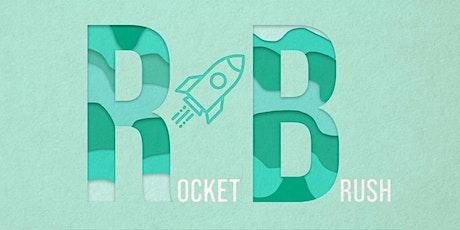 Corso di face painting - livello intermedio - Rocket Brush - Kolorami biglietti