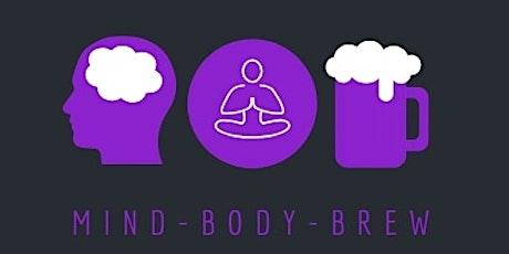 Mind Body and Brew at FBC University tickets