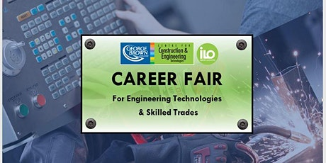 Annual Career Fair 2020 for Engineering & Skilled Trades tickets