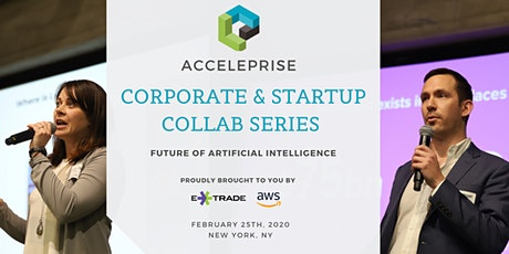 Acceleprise Corporate x Startup Collaboration Series: Future of AI tickets