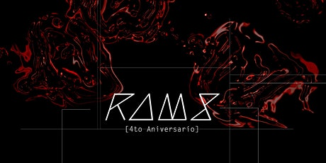 Rams 4to Aniversario at Cocoliche entradas
