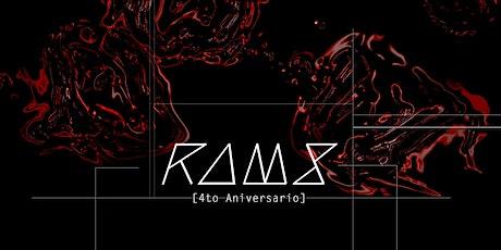Rams 4to Aniversario at Cocoliche tickets