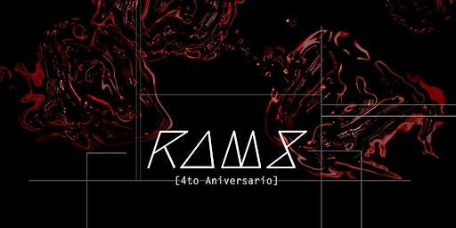 Rams 4to Aniversario at Cocoliche