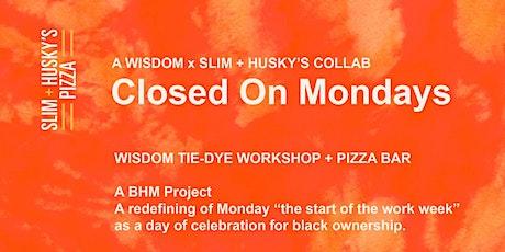 Closed On Mondays tickets
